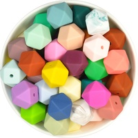 Silicone Bead Mystery Pack - Only Hex