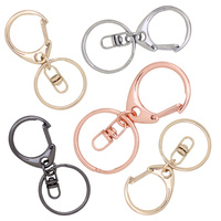 25mm Keyring and Clip