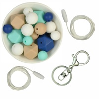 Mini Silicone Bead DIY Kit 1