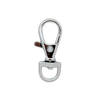 40mm Lanyard Clip - Silver