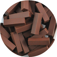 DISCONTINUED Cuboid - Chocolate 10pk