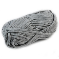 T-Shirt Yarn Dark Grey