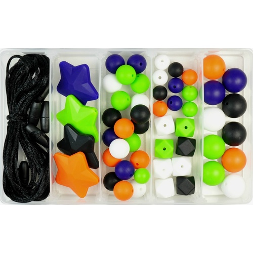 Cool Dude Silicone Bead Jewellery Kit