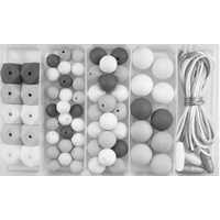 Silicone Bead Jewellery Kit - CUSTOM