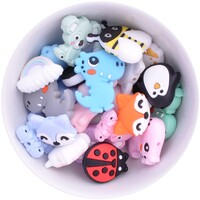 Character Silicone Bead Sampler Pack
