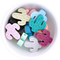 Cactus Silicone Bead Sampler Pack