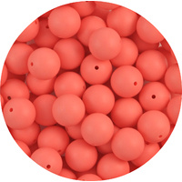 19mm Round - Watermelon (Estimated restock early October)